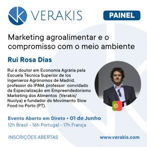 Painel Rui Rosa Dias Marketing Agroalimentar